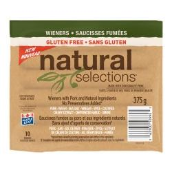 Natural Selections Wieners