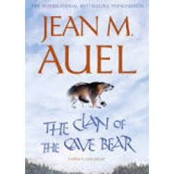 Clan of the Cave Bear novel by Jean M. Auel