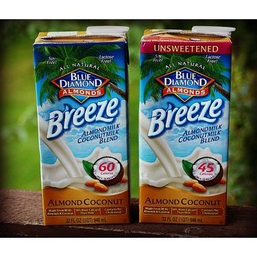Blue Diamond Almond Coconut Breeze