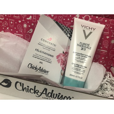 Vichy Pureté Thermale 3in1 One Step Cleanser