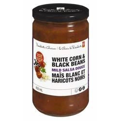 President's Choice White Corn and Black Bean Salsa
