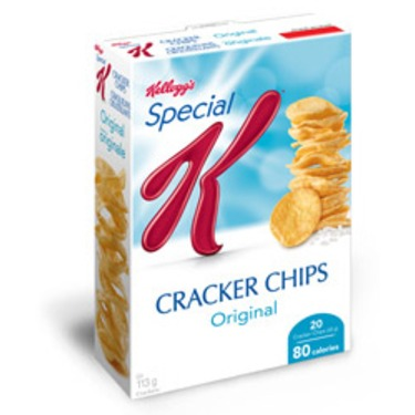 Kelloggs Special K Cracker Chips - Original