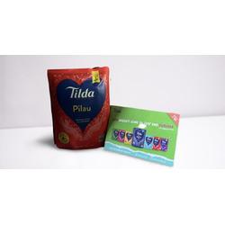 Tilda Legendary Rice Wholegrain Basmati