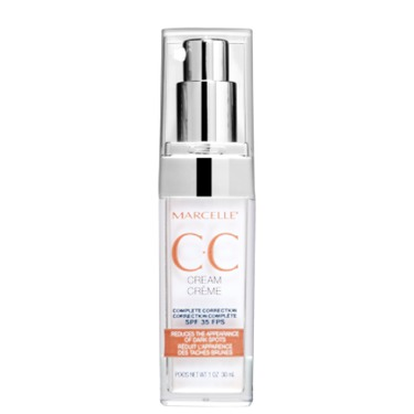 Marcelle CC Cream