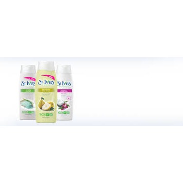 St. Ives Revitalizing Pear & Soy Hydrating Body Wash