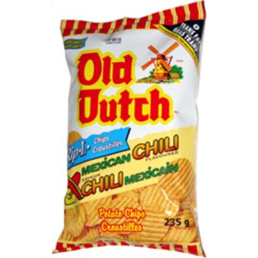 Old Dutch Mexican Chili Chips