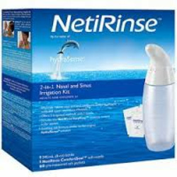 NetiRinse 2 in 1 Nasal Irrigation Kit