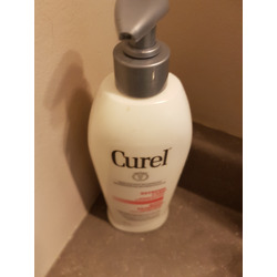 Curel Hand & Cuticle Therapy Cream for Dry, Chapped Hands