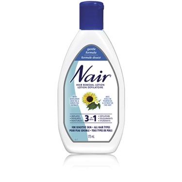 Nair 3 in 1 Hair Removal Lotion