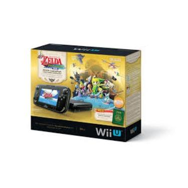 Nintendo Wii U Legend of Zelda Deluxe Bundle