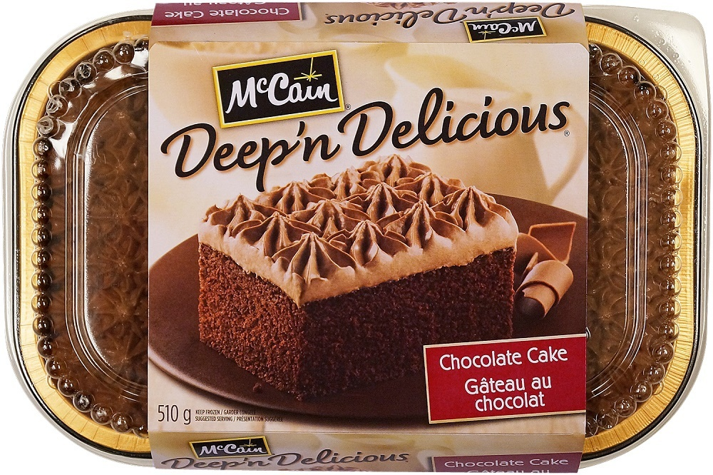Mccain Deep N Delicious Chocolate Cake Image Gallery
