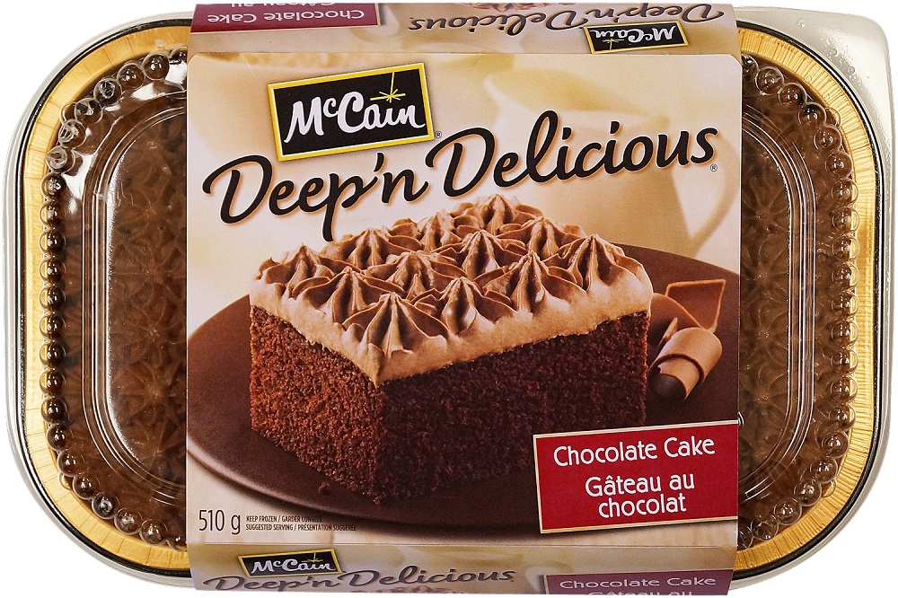 McCain Deep 'n Delicious Chocolate Cake reviews in Frozen