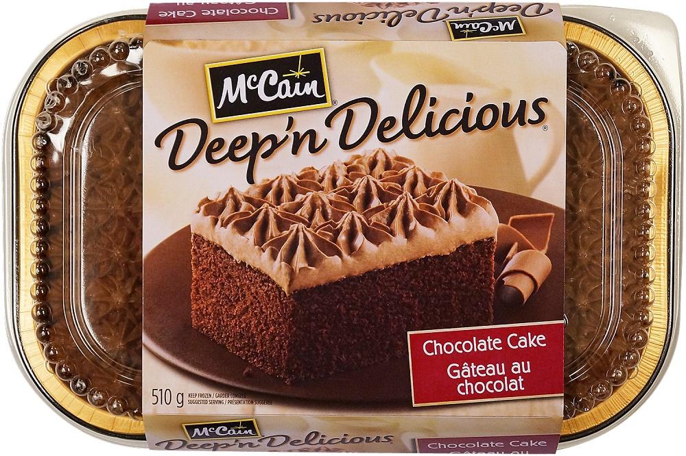 Frozen Chocolate Cake Brands