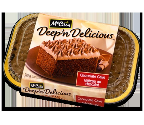 Mccain Deep N Delicious Chocolate Cake Reviews In Frozen