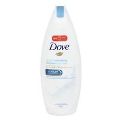 Dove® Gentle Exfoliating Body Wash