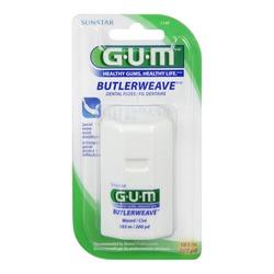 GUM® ButlerWeave® 200 Yd. Dental Floss, Mint, Waxed