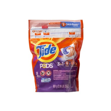 Tide Pods Detergent Spring Meadow