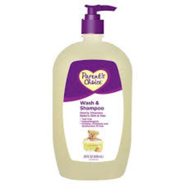 Parents Choice Baby Shampoo