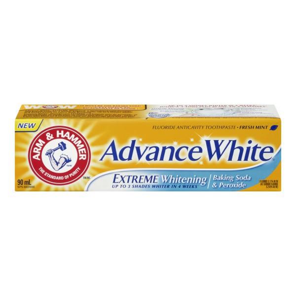 Arm Amp Hammer Advance White Extreme Whitening Toothpaste
