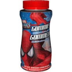 Marvel Heroes Gummies Multivitamin