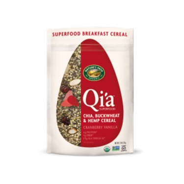 Qi'a Superfood Breakfast Cereal
