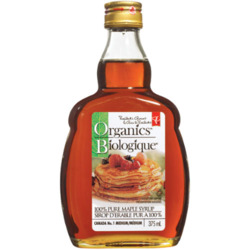 100% pure maple syrup. pc brand