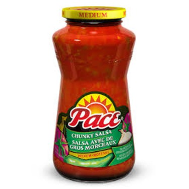 Pace Salsas, Sauces, and Dips