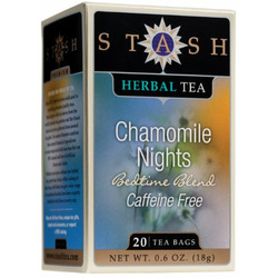 Stash, Camomile Nights Herbal Tea