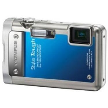 Olympus Stylus Tough 8010 14MP Digital Camera (Blue)