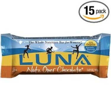 LUNA Bars - The whole nutritional bar for women