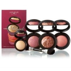Laura Geller's Turn the Other Cheek blush kit