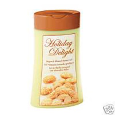 Yves Rocher Holiday Delight Sugared Almond Shower Gel