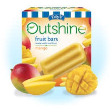 Edy's Outshine Fruit Bars Mango