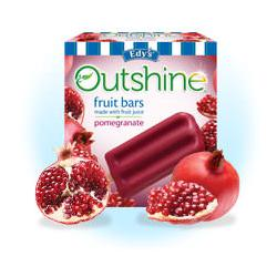 Edy's Outshine Fruit Bars Pomegranate