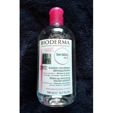 BIODERMA Sensibio H2O Make-Up Removing Micellar Solution