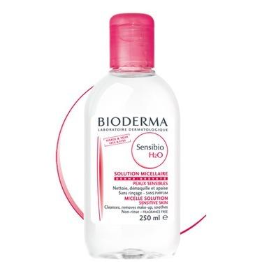 BIODERMA Sensibio H2O Make-Up Removing Micellar Solution