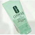 Clinique 7 Day Scrub Cream Rinse Off Formula