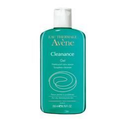 Avene Eau Thermale Cleanance Soapless Gel Cleanser