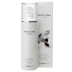 THEFACESHOP White Tree Snow Clarifying Booster Toner