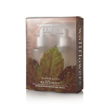 Slatkin & Co. Wallflowers Home Fragrance in Leaves