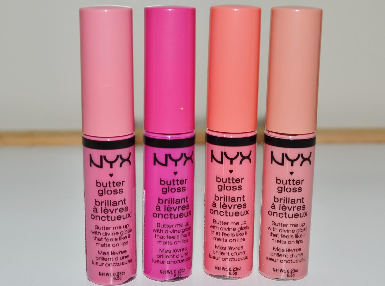 Nyx Cosmetics Butter Gloss Reviews In Lip Gloss Chickadvisor