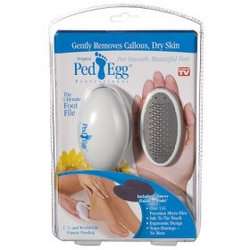 Ped Egg Foot File