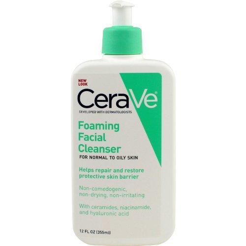 Cerva face wash