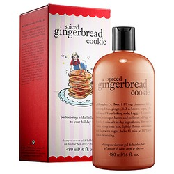 Philosophy Spiced Gingerbread Cookie Shower Gel