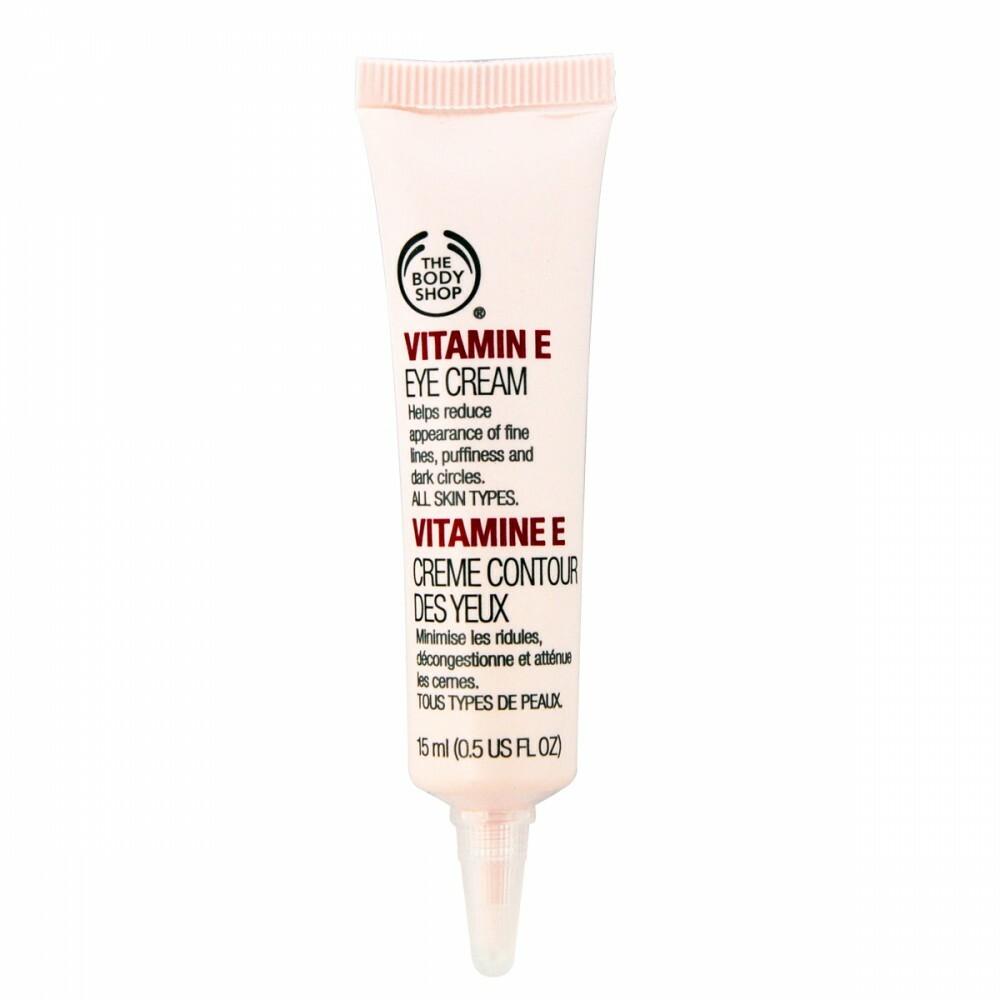 Body Shop Drop Of Light Eye Cream Review: The Body Shop Vitamin E Eye Cream Reviews In Eye Creams