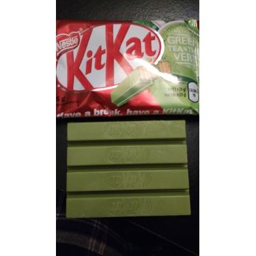 Kit Kat Green Tea Bars