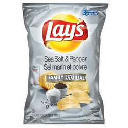 Lay's Sea Salt & Pepper Chips