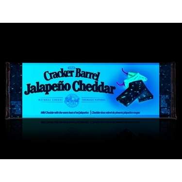 Cracker Barrel Jalapeno Cheddar Cheese