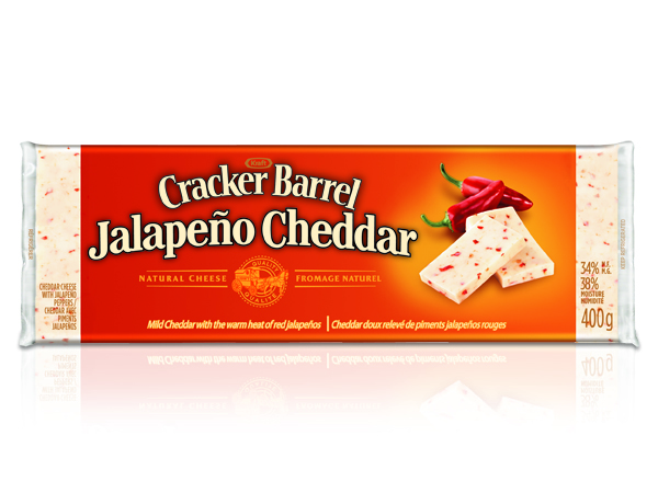 ... » Food & Drink » Grocery » Cracker Barrel Jalapeno Cheddar Cheese