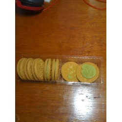 futura green tea cookies